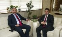 ANKARA EMNIYET MÜDÜRÜ - Ankara'da Hırsızlık Olayları Yüzde 60 Azaldı