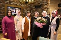 KALABA - Başkan Ak'ın Eşinden Anneler Gününe Özel Yemek