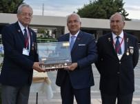 EMEKLİ ALBAY - Başkan Kocamaz Gazilerle Buluştu