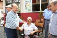 MESUT ÖZAKCAN - Başkan Özakcan'dan Kadıköy Ve Işıklı Çıkartması