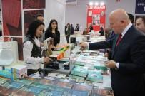 MEHMET SEKMEN - Başkan Sekmen'den 5. Doğu Anadolu Kitap Fuarı'na Ziyaret