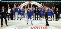 ANADOLU EFES - Basketbol Gençler Ligi'nde Şampiyon Anadolu Efes
