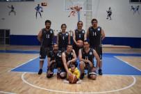 KUPA TÖRENİ - Basketbol Müsabakalarında Yarı Final Heyecanı