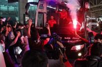 QUARESMA - Beşiktaş Kafilesi Ankara'da
