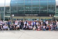 EYLEM PLANI - 'Biz Anadoluyuz' Projesi Kapsamında Öğrenciler Balıkesir'e Uğurlandı