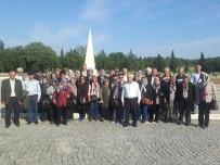 ÇANAKKALE ŞEHİTLİĞİ - Büyükşehir Bereketlileri Çanakkale'ye Götürdü