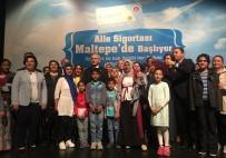MALTEPE BELEDİYESİ - CHP Lideri Kemal Kılıçdaroğlu Açıklaması'bu Memlekette Açlığı Tarihe Gömmek Benim Namus Borcumdur'