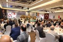 YUSUF ZIYA YıLMAZ - Çiftçi TKB'deki İlk Toplantısını Gerçekleştirdi