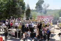 YABANCI TURİST - Edirne'de Guinness Rekor Denemesi