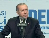TÜRK KÜLTÜR MERKEZİ - Erdoğan'dan misafir öğrencilere müjde