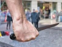 BIÇAKLI SALDIRI - Fransa'da bıçaklı saldırı