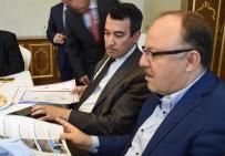 MUSTAFA TUTULMAZ - Frigya Vadileri Destinasyon Toplantısı Vali Tutulmaz'ın Başkanlığında Yapıldı