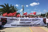 AĞIR METAL - 'Gazilik Onuru' İçin Ankara'ya Yürüyüşe Başladılar