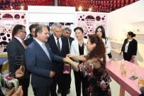 ISPARTA BELEDİYESİ - Gül Fuarı Isparta'da Açıldı