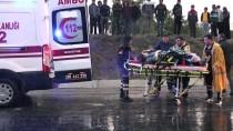 KAPADOKYA - GÜNCELLEME - Öğrencileri Taşıyan Tur Midibüsü Devrildi Açıklaması 9 Yaralı
