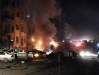 ADLİYE BİNASI - İdlib'de patlama
