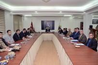 ENVER ÜNLÜ - Iğdır'da Seçim Güvenliği Toplantısı
