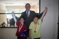 İHLAS KOLEJİ - İhlas Koleji'nden Yüzmede İki Şampiyonluk