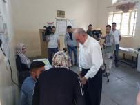 ALI HAYDAR - Irak'ta Genel Seçim Başladı