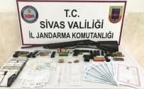 JANDARMA GENEL KOMUTANLIĞI - Jandarmadan Tefecilere Operasyon Açıklaması 12 Gözaltı