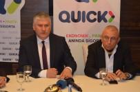 Karadeniz Bölgesi'ndeki Quick Sigorta Acenteleri Trabzon'da Buluştu