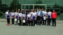 TÜKETİCİLER BİRLİĞİ - Kayserili Sporcular Diyarbakır'dan Madalyayla Döndü