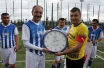 İTFAİYE MÜDÜRÜ - Kdz. Ereğli Belediyesi Futbol Turnuvasında Kupayı Zabıta Aldı