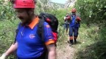 KURTARMA OPERASYONU - Kelebekler Vadisi'nde Mahsur Kalan Kişi Kurtarıldı