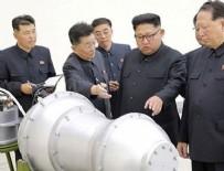 KORE YARIMADASI - Kuzey Kore'den 'nükleer' açıklaması