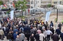 TAHIR ŞAHIN - Lapseki'de İskele Camii'nin Temeli Atıldı
