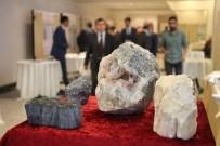 MADEN MÜHENDISLERI ODASı - Maden Sergisi Şenliğinin Açılışı Gerçekleştirildi