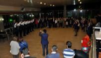 İBRAHIM AYDıN - Mardinliler Trabzon'da Horonla Karşılandı