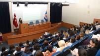 FELSEFE - MEÜ'de Hemşirelik Haftası Kutlandı