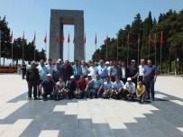 MECIDIYE - Muhtarlara Çanakkale Gezisi