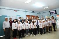 OSMAN KıLıÇ - Öğrenciler, TÜBİTAK 4006 Bilim Fuarı'nda Projelerini Sergiledi