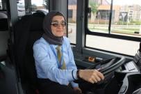 ŞEHİR İÇİ - (Özel) Bursa'nın Şoför Annesi Direksiyon Başında