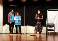 EĞİTİM PROJESİ - Sağlık Çalışanları İlginç Anılarını Tiyatro İle Anlattı