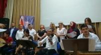 RÖNTGEN - Sağlık Çalışanlarından Oluşan Koro Hemşirelik Haftası'nda Sahne Aldı