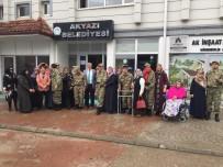 ENGELLİ GENÇ - Sakarya'da 17 Engelli Genç Temsili Askerlik Yaptı