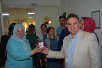 MERKEZ EFENDİ - Şehzadeler Belediyesi Hemşireleri Unutmadı