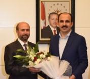 AYŞE TÜRKMENOĞLU - Selçuklu Belediye Başkanı Ahmet Pekyatırmacı Görevi Devraldı