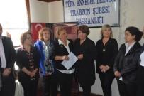 ŞEHİT BABASI - Trabzon'da Asker Ve Polislerin Anneleri Ve Eşleri Yılın Annesi Oldu