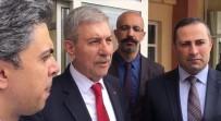 Trafik Kazasında Yaralananlara İlk Müdahaleyi Sağlık Bakanı Demircan Yaptı