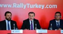 TÜRKIYE OTOMOBIL SPORLARı FEDERASYONU - Türkiye, 8 Yıl Aradan Sonra Dünya Ralli Şampiyonası Programında