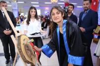 SAĞLIK MESLEK LİSESİ - Türkiye'nin İlk Hemşire Yardımcıları Mezun Oldu
