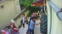 KÜÇÜK ÇOCUK - Üzerine Traktör Tekeri Devrilen Çocuk Yaralandı