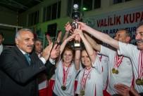 FEVZI ÇAKMAK - Valilik Kupasını Kızılay Kazandı