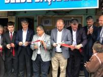 SELIM YAĞCı - Vezirhan'a AK Parti Binası Ve SKM Bürosu Açıldı