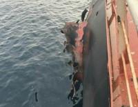KARGO GEMİSİ - Türk gemisine füze saldırısı!