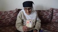 110 Yaşındaki Alye Nine 'Anneler Günü'nü Kutladı